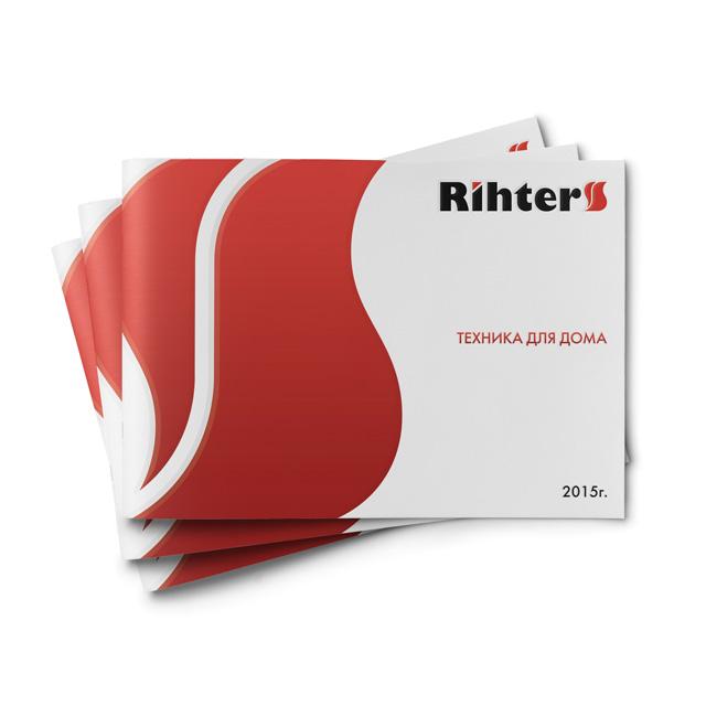 "Каталог ""Rihters"""