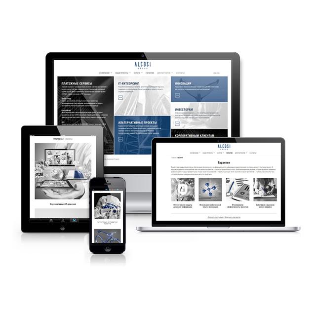 Заказать WEB-Дизайн