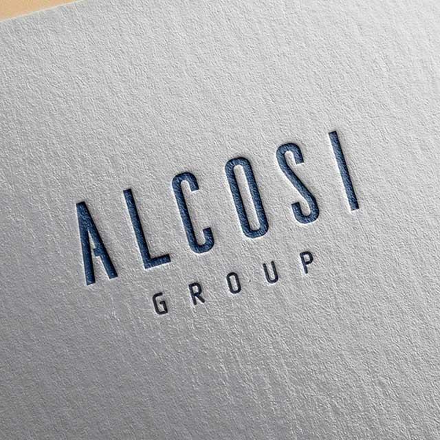 Логотипа IT компании «Alcosi»